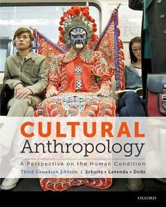 Cultural Anthropology: Third Canadian Edition