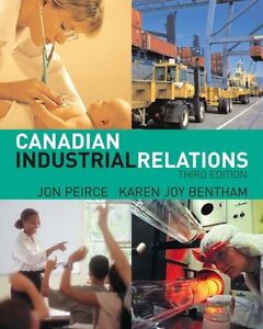 Labor Relations MSVU BUSI 3314 Textbook