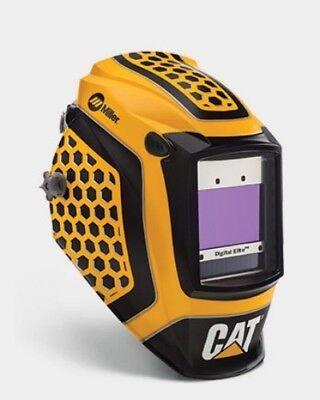 Miller Genuine Digital Elite Cat - 1st Edition Welding Helmet - 268618