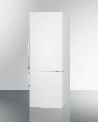 Frost-Free Energy Star Bottom Freezer Refrigerator- White