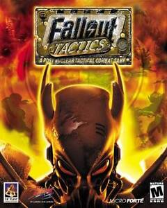 PC Game: Fallout Tactics: Brotherhood of Steel - Factory Sealed!