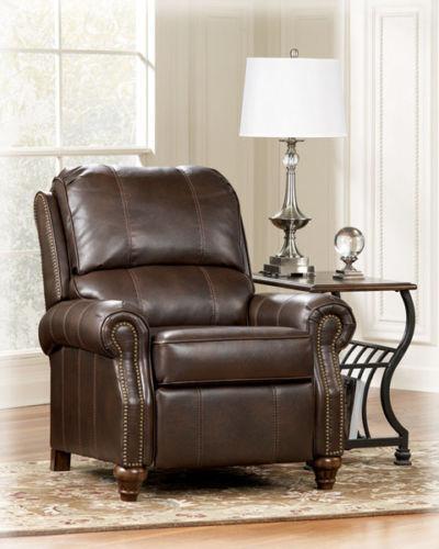 Ashley Recliner: Furniture