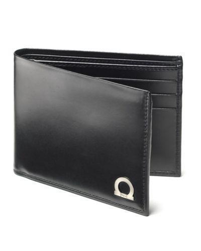 Salvatore Ferragamo Mens Wallet de224b67dc747
