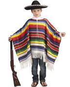 Kids Mexican Costume