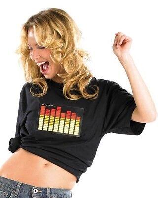 Image T-Shirt égaliseur 8 canaux - taille M - Infactory