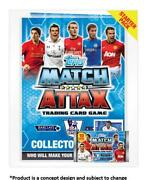 Match Attax Packs