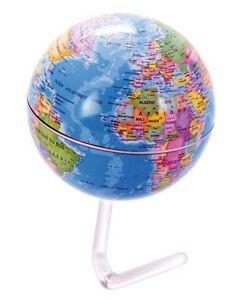 globe terrestre rotatif ebay. Black Bedroom Furniture Sets. Home Design Ideas