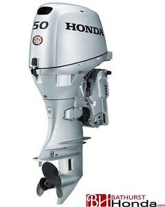 2017 Honda Outboard BF50