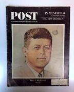 Saturday Evening Post December 14 1963