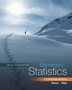 Elementary Statistics, A Step by Step Approach, Author allan g.b