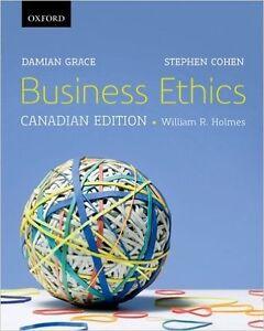 Business Ethics: Canadian Ed.