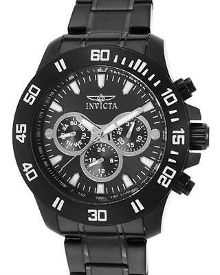 "INVICTA ""TRITNITE"" SPECIALTY COLLECTION SWISS QUARTZ MEN WATCH. BRAND NEW"