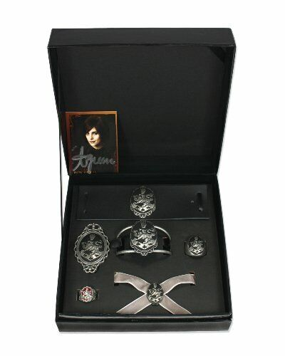 Twilight New Moon Prop Replica Jewelry Set; New Hand Signed Ashley Green SEALED