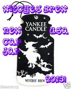 Yankee-Candle-USA-Exclusive-NEW-WITCHES-BREW-2013-VERSION-Car-Jar