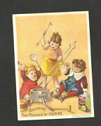 Soap Trade Card