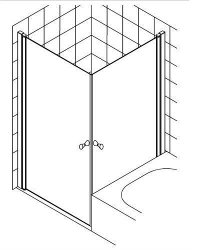 Duschkabine Neben Badewanne Dusche Duschabtrennung : Die Duschkabine neben der Badewanne jetzt g?nstig bei eBay kaufen