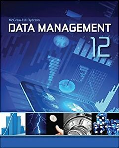 ▀▄▀ Data Management 12 & Mathematics of Data Management