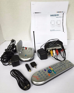 Lola Remote Music System  Audio Sender Model AK10A