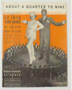 Al Jolson Sheet Music