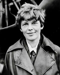 1932-Amelia-Earhart-Photo-8X10-Buy-2-Get-1-Free