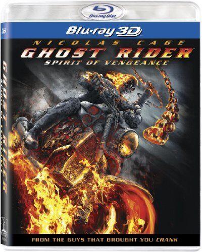 Ghost Rider: Spirit of Vengeance (+ UltraViolet DC) [Blu-ray 3D] NEW!