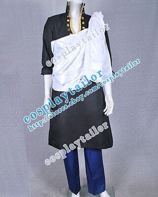 Best Fairy Costumes (Fairy Tail Zeref Cosplay Costume Tailor-made Fit  You Best Great for Cosplay)