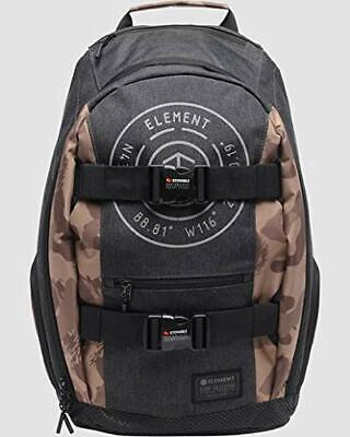 Element Skateboard Mohave Backpack Camo New