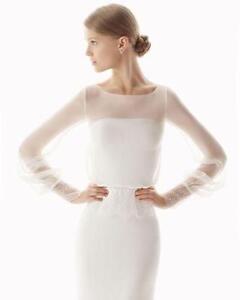 Lace Sleeve Wedding Dress eBay