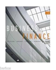 NEW - 3 Days to AUS - Business Finance by Peirson, Brown, Easton (11th Edition)