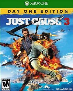 Trading Xbox One Just Cause 3