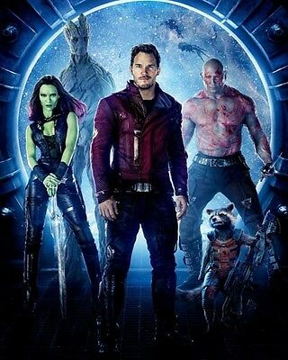 Guardians of the Galaxy [Cast] (54606) 8x10 Photo