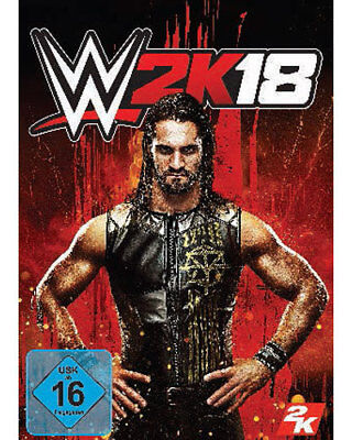 PC Computer Spiel ***** WWE 2K18