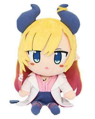 Hololive x Tsukumo Collaboration Yuzuki Choco Plush doll Toy japan Limited
