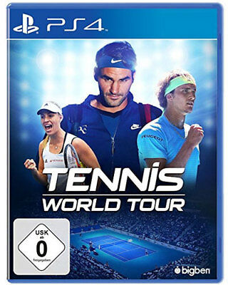 Sony PS4 Playstation 4 Spiel Tennis World Tour NEU NEW 55