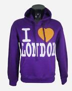 I Love London Hoodie