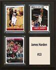 James Harden NBA Plaques