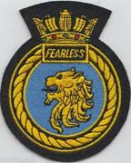 Royal Navy Patch