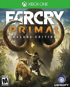 Trading Xbox One Farcry Primal Steelbook Edition