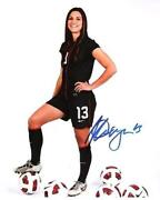 Alex Morgan Autograph