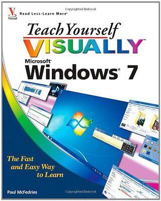 Teach Yourself Visually Windows 7 (Teach Yourself VISUALLY (Tech)),Paul McFedri](teach yourself visually windows 7)