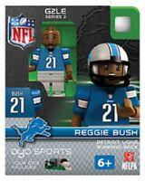 NFL LIMITED EDITION OYO MINIFIGURE - REGGIE BUSH