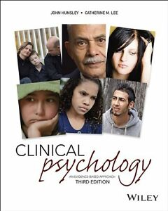Clinical Psychology: An Evidence-Based Approach | 3rd Ed