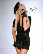 Lady Gaga Signed