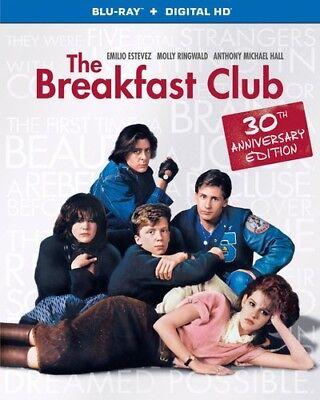 The Breakfast Club (30th Anniversary Edition) [New Blu-ray] Anniversar