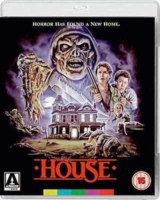 Cult Halloween Movies (HOUSE (1986) Blu-Ray BRAND NEW - USA)
