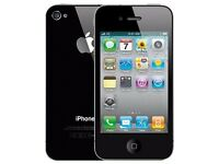 Refurbished Apple iPhone 4 16GB/32GB/64GB Grade A Unlocked