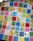 Handmade Baby Rag Quilt