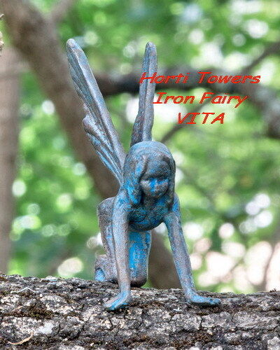 "VITA ""The Iron Fairies"" (New Bag) - (Fairy of The Dirt)"