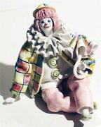 Clown Figurine Italy