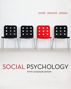 TESTBANK Social Psychology 5th Canadian Edition by D. Myers Kitchener / Waterloo Kitchener Area image 1